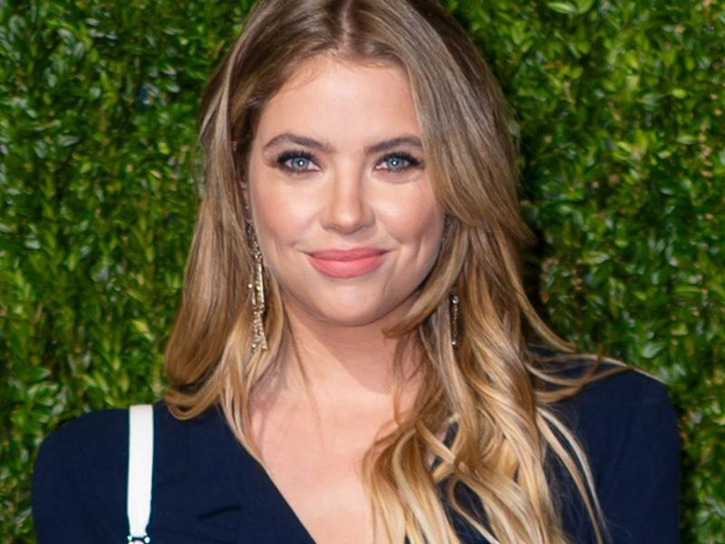 Ashley Benson Unveils Tattoo in Honor of Girlfriend Cara Delevingne