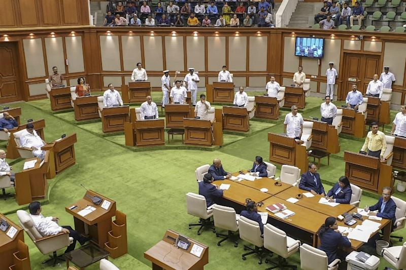 COVID-19: Goa to Curtail Monsoon Assembly Session to One Day