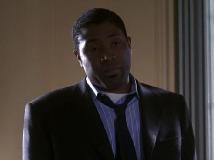 cress williams on the west wing