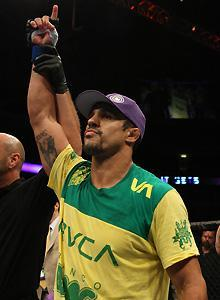 Vitor Belfort waited a long time to get his hand raised again in the UFC