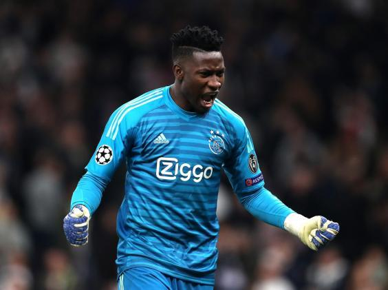 Onana wants to move to Chelsea. Apparently (Getty)