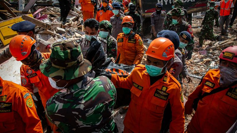 Indonesia Landslide: Death Toll Rises to 38 in Java Province