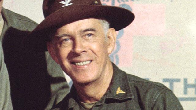 Harry Morgan Col Potter On Mash Dies At 96