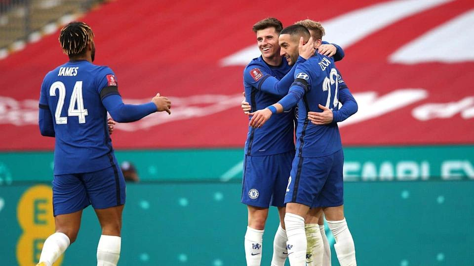 Chelsea beat Manchester City, reach FA Cup final: Records broken