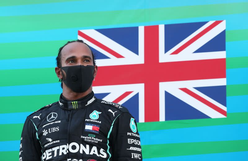 Hamilton favourite to keep the party going at Spa