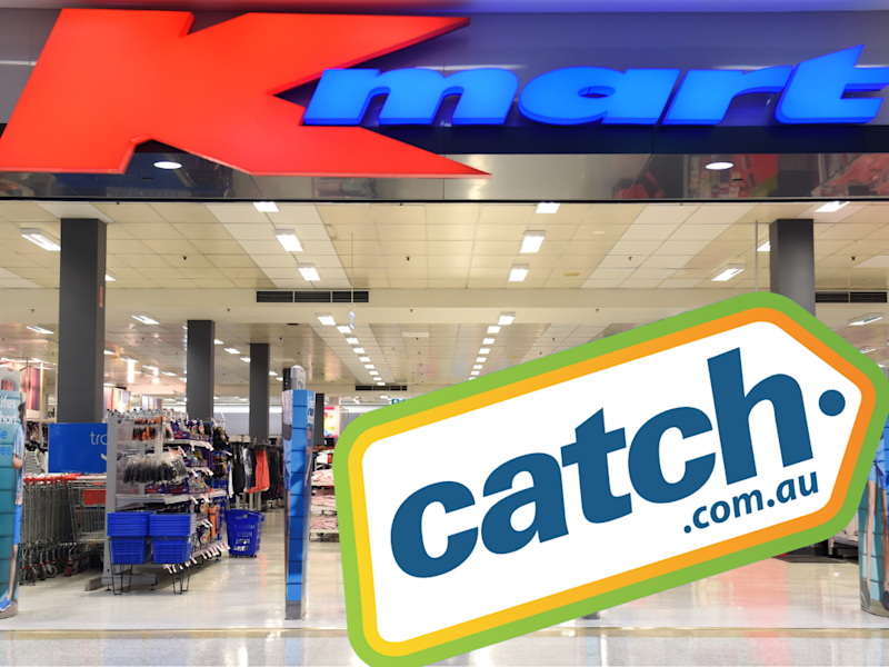 Wesfarmers Group has acquired Catch Group. (Photo: Getty, Shopback)
