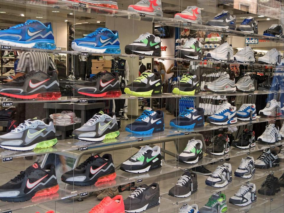 Covid outbreaks have hit two major Nike suppliers in Vietnam (Getty)