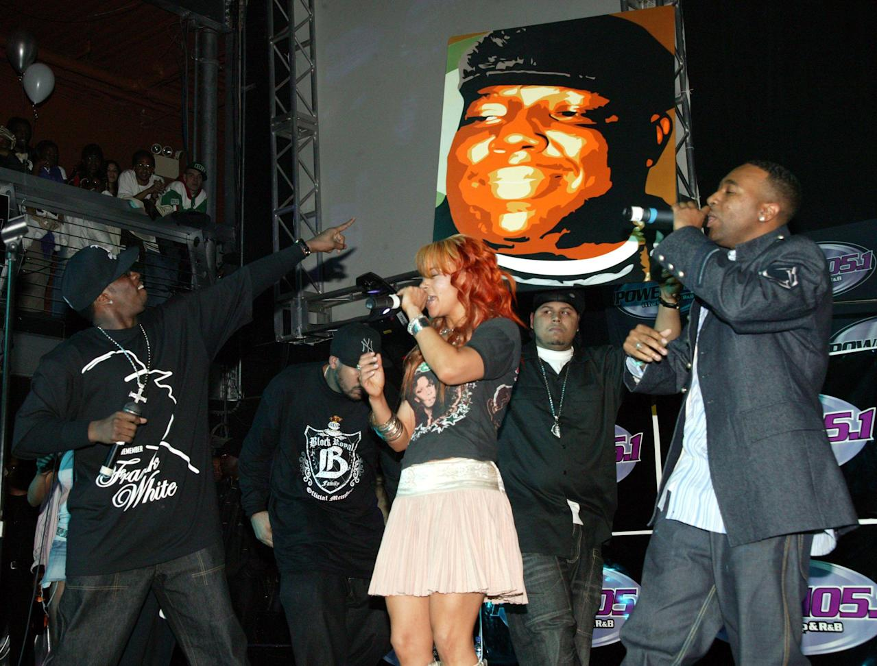 Were Faith Evans and Notorious B.I.G Still Together When the Rapper Died?