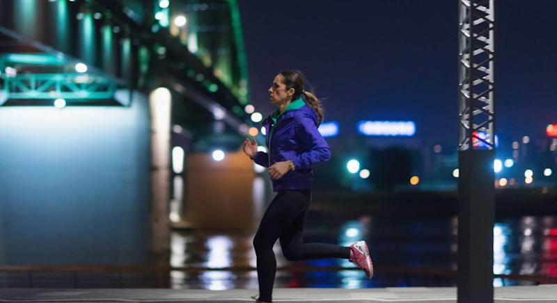 Women have taken to Twitter to share the ways they avoid harassment whilst out running. [Photo: Getty]
