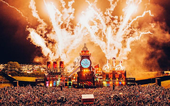 The group cautions that without government support 'most music festivals and live events will be cancelled this Summer with countless job losses and business closures'