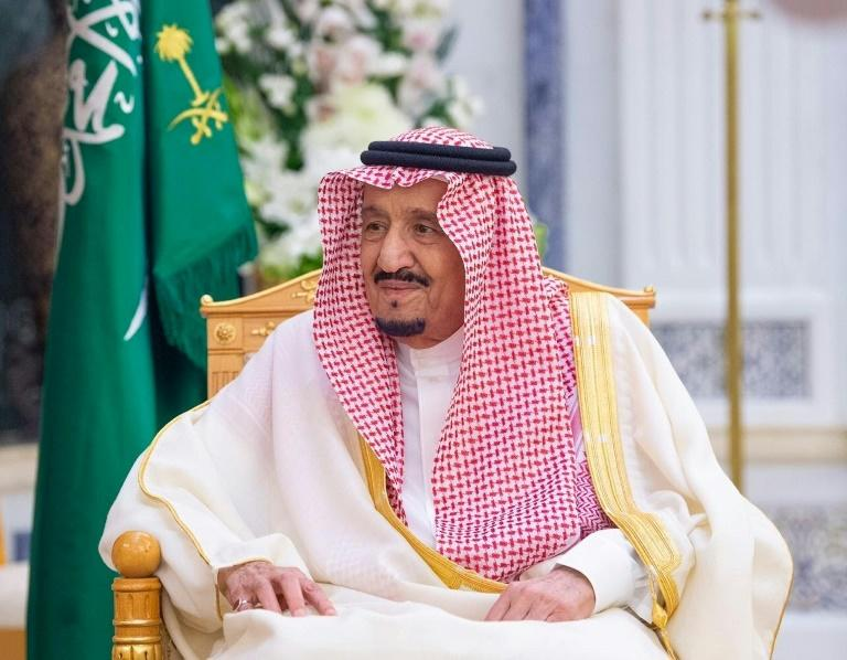 Saudi Arabia's King Salman was admitted to the King Faisal specialist hospital for tests related to gall bladder inflammation, according to the official Saudi Press Agency