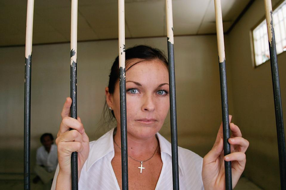 Schapelle Corby in jail