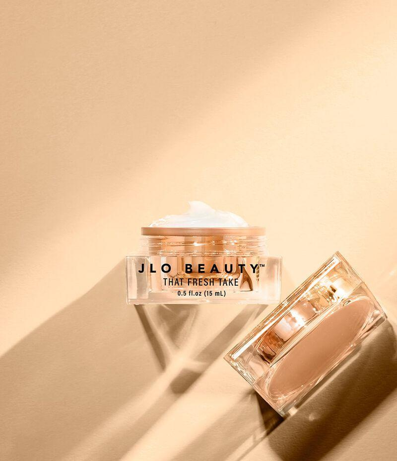 That Fresh Take Eye Cream with Peptides. Image via jlobeauty.com