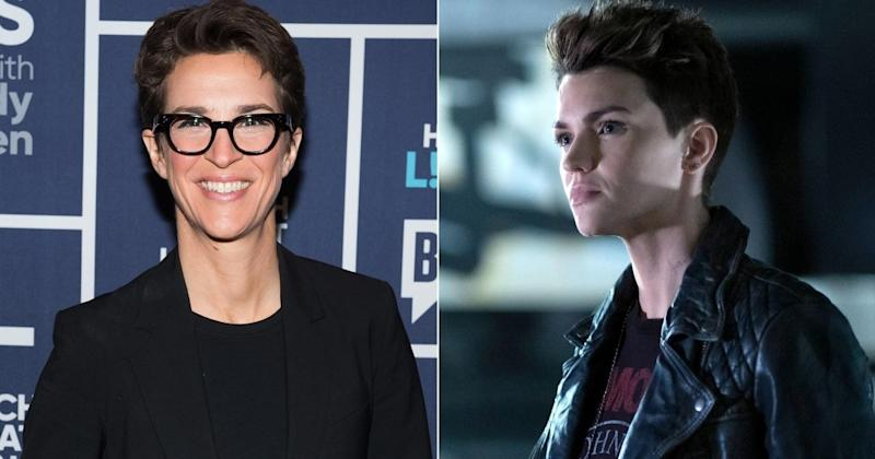 Rachel Maddow is voicing a character onBatwoman