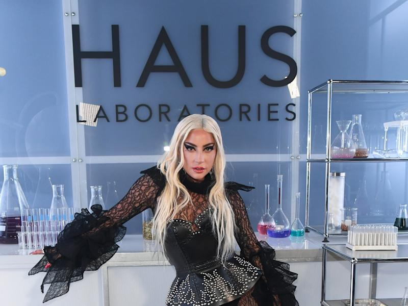 lady gaga haus labs