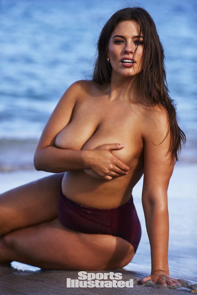 "<p>Ashley Graham was photographed by Josie Clough in Nevis. Swimsuit by <a href=""http://www.swimsuitsforall.com"" rel=""nofollow noopener"" target=""_blank"" data-ylk=""slk:Swimsuits for All x Ashley Graham"" class=""link rapid-noclick-resp"">Swimsuits for All x Ashley Graham</a>.</p>"
