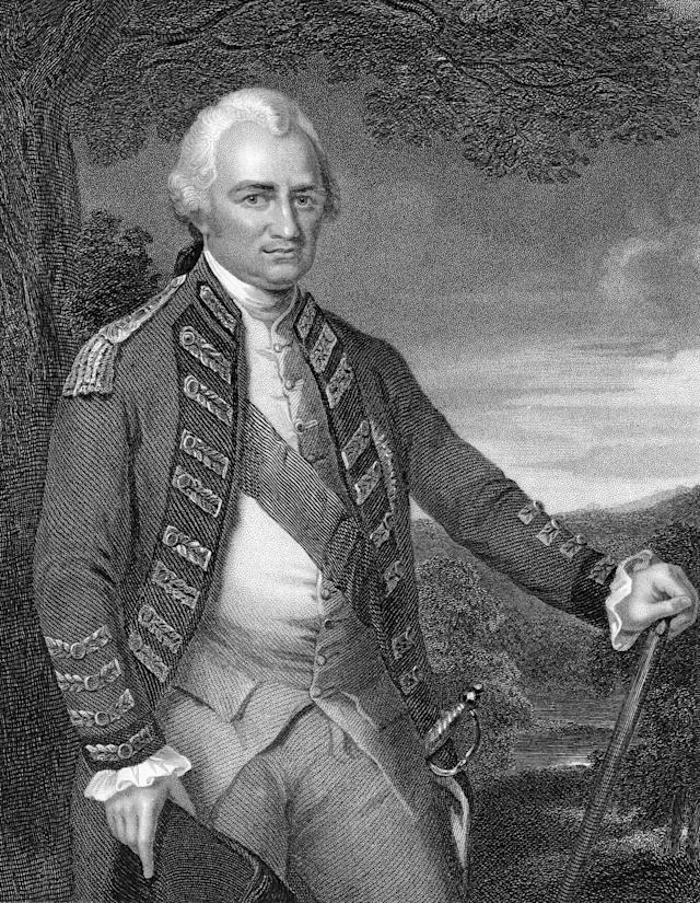 Robert Clive helped establish British colonial control of India. (Getty)