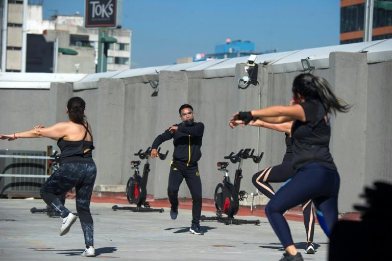 The pandemic has forced more than a third of Mexico's gyms and sports clubs to close permanently