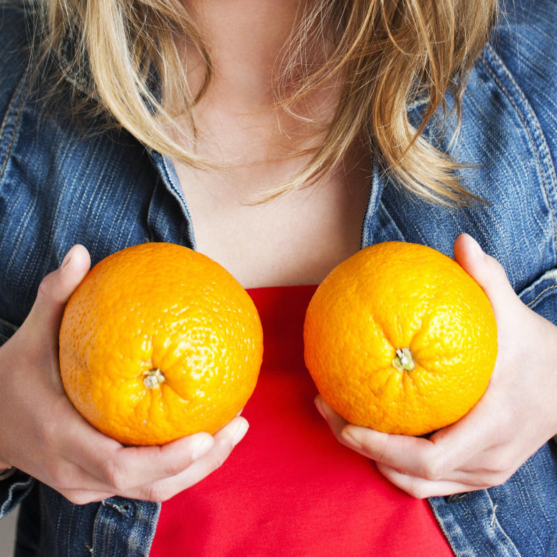 Here's What Inverted Nipples Say About Your Health