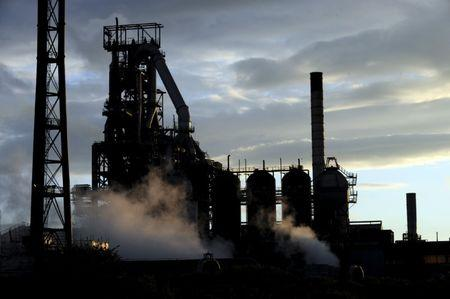 Tata Steel reports fourth-quarter loss on one-off c