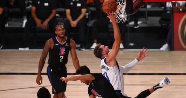 Basket - NBA - Play-offs NBA : Les Clippers éliminent Dallas et filent en demi-finale de Conférence
