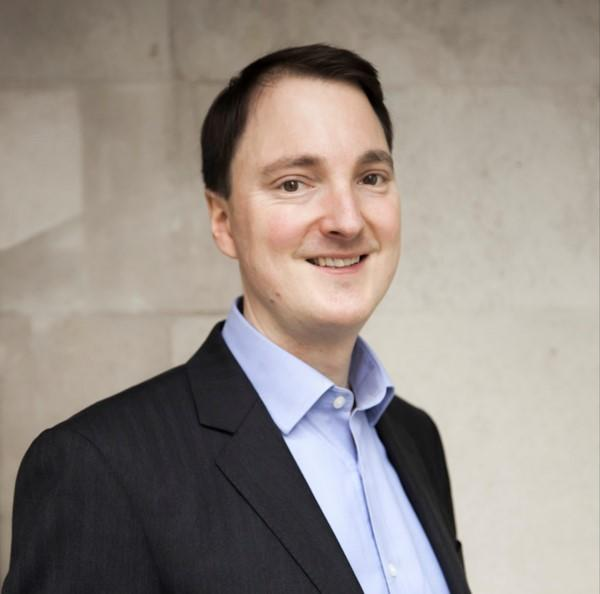 James Williams, managing director of the Royal Philharmonic Orchestra (Black Swan Film and Video/PA)
