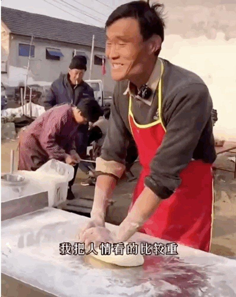 Cheng was stunned when a video released on social media late last month of him selling his three yuan (46 US cents) noodle bowls went viral and unexpectedly catapulted him to fame. Photo: Handout