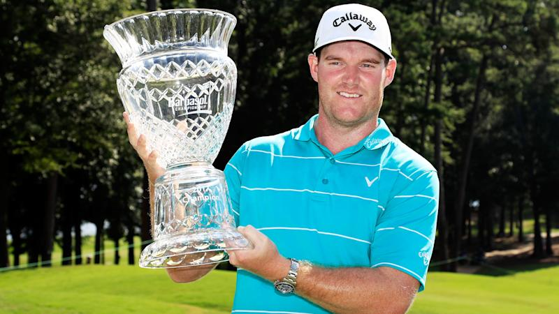 Murray wins Barbasol Championship for first PGA Tour title