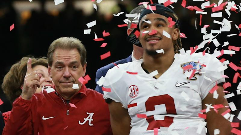 Why Nick Saban advised Jalen Hurts to transfer to Oklahoma over Maryland, Miami