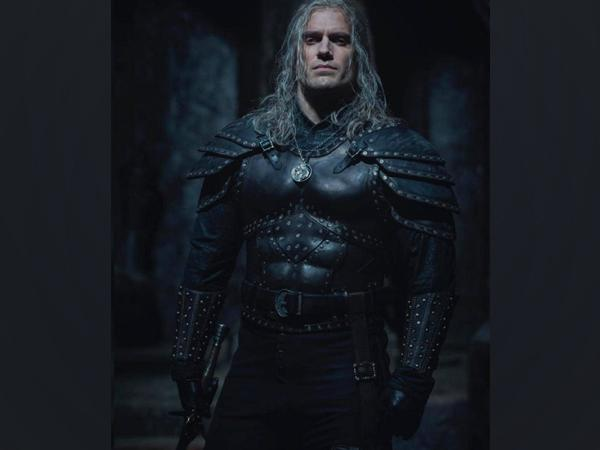 New look of Henry Cavill from 'Witcher' (Image Source: Instagram)