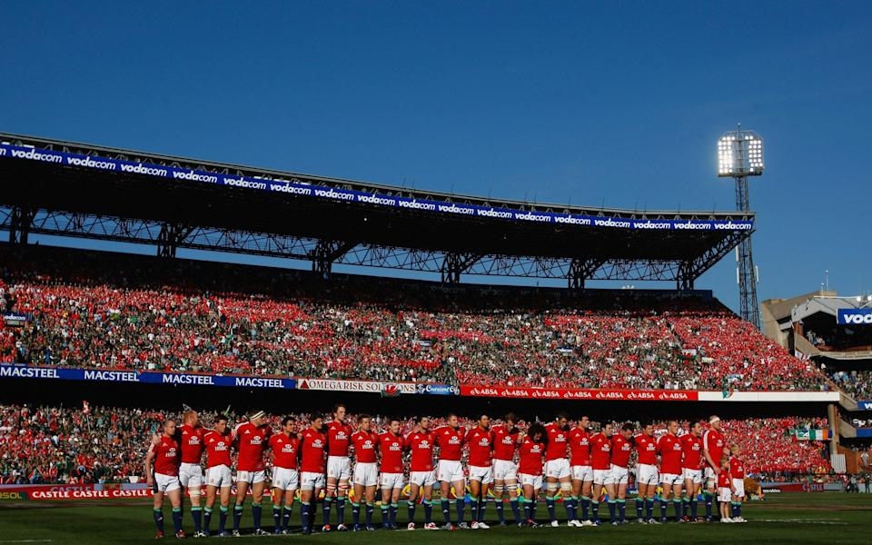 The 2009 squad rediscovered the ethos of being a Lion - GETTY IMAGES