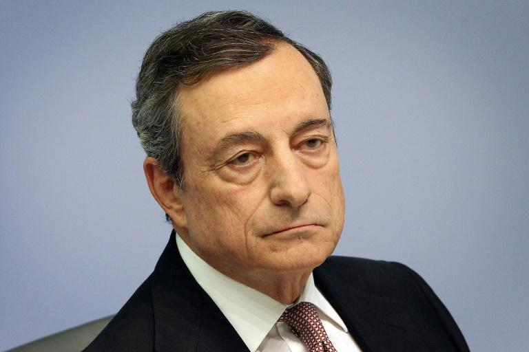 Outgoing ECB boss Mario Draghi: from 'almost Prussian' to 'Count Draghila'