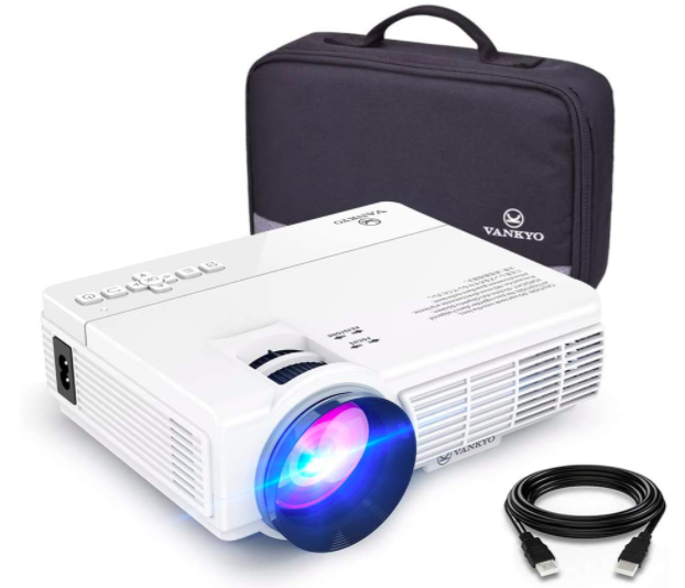 Vankyo LEISURE 3 Mini Projector, S$275.74. PHOTO: Amazon
