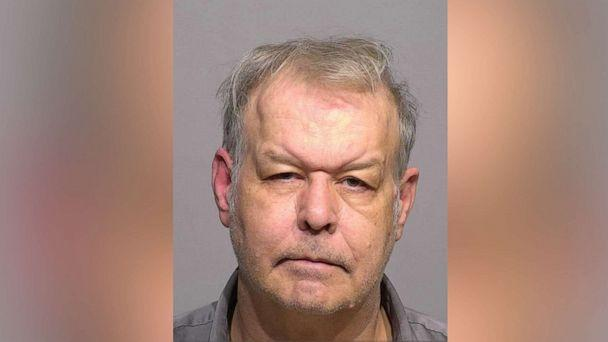 PHOTO: Clifton Blackwell, 61, in a police photo, a suspect in an acid attack in Milwaukee, has been charged with a hate crime. (Milwaukee County Jail)