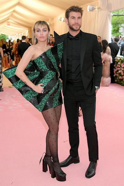 Best Met Gala couples 2019: From Sophie Turner and Joe Jonas to Miley and Liam, the red carpet's finest power pairings