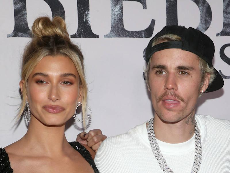 Justin Bieber: 'I'm in an arranged marriage'