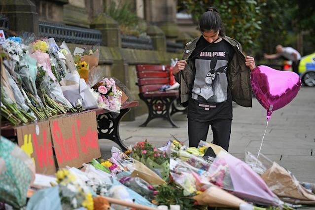 "<p>Tragedy struck an Ariana Grande concert in May, when a <a href=""https://www.yahoo.com/news/live-updates-multiple-fatalities-blast-ariana-grande-concert-manchester-arena-000236450.html"" data-ylk=""slk:terrorist bombing;outcm:mb_qualified_link;_E:mb_qualified_link"" class=""link rapid-noclick-resp newsroom-embed-article"">terrorist bombing</a> killed 22 and injured more than 500 as she wrapped up the Manchester leg of her ""Dangerous Woman"" world tour. Grande subsequently suspended her tour to deal with the tragedy, sharing how she felt ""<a href=""https://www.yahoo.com/entertainment/ariana-grande-breaks-silence-suspends-tour-suspected-terrorist-attack-concert-034534666.html"" data-ylk=""slk:broken;outcm:mb_qualified_link;_E:mb_qualified_link"" class=""link rapid-noclick-resp newsroom-embed-article"">broken</a>"" on Twitter. She then organized the ""One Love Manchester"" concert, with proceeds benefiting the families of the <a href=""https://www.yahoo.com/entertainment/ariana-grande-arrives-u-k-ahead-one-love-manchester-benefit-concert-142250146.html"" data-ylk=""slk:victims of the attack;outcm:mb_qualified_link;_E:mb_qualified_link"" class=""link rapid-noclick-resp newsroom-embed-article"">victims of the attack</a>. Katy Perry, Miley Cyrus, Pharrell Williams, Coldplay, Justin Bieber, Usher, and Niall Horan joined the event, causing tickets to sell out in six minutes. Before the concert, Grande <a href=""https://www.yahoo.com/entertainment/ariana-grandes-one-love-manchester-benefit-concert-full-emotional-moments-103146214.html"" data-ylk=""slk:visited;outcm:mb_qualified_link;_E:mb_qualified_link"" class=""link rapid-noclick-resp newsroom-embed-article"">visited</a> those who were injured <a href=""https://www.yahoo.com/entertainment/ariana-grande-visits-fans-injured-manchester-attack-000103238.html"" data-ylk=""slk:in the hospital;outcm:mb_qualified_link;_E:mb_qualified_link"" class=""link rapid-noclick-resp newsroom-embed-article"">in the hospital</a>. (Photo: Getty Images) </p>"
