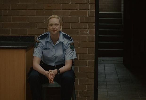 Gwendoline Christie in top of the lake china girl