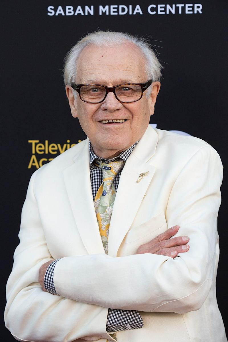 <strong>Ken Kercheval (1935-2019)<br /></strong>The Dallas star appeared as Cliff Barnes in every series of the popular US series, including the 2012 reboot.