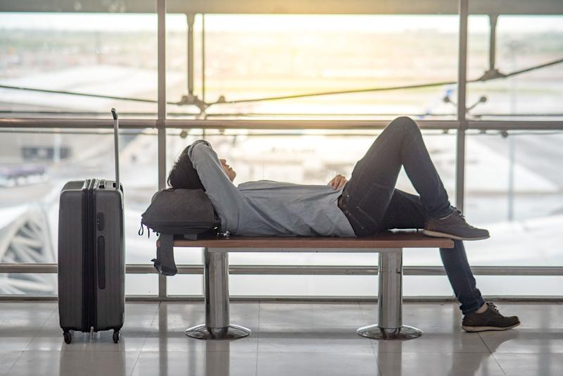 Jet lag is very common - but there are things you can do to reduce its effect [Photo: Getty]