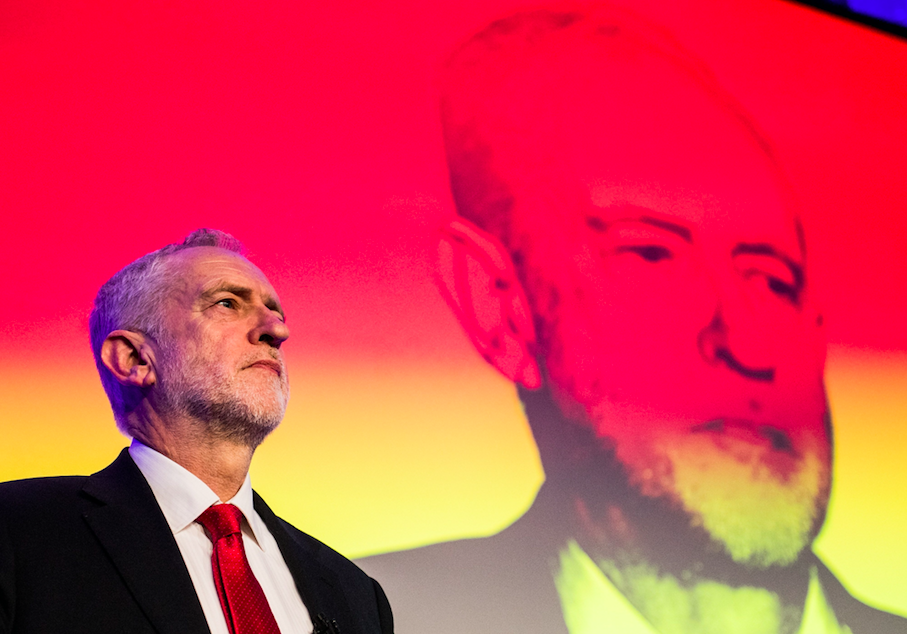 <em>Mr Corbyn has faced criticism for not making Labour's position on Brexit clear (Rex)</em>