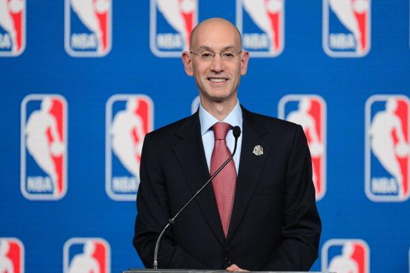 "Ball Don't Lie blogger Dan Devine talks with Anthony Pepe to discuss NBA Commissioner Adam Silver's recent comments stating that NBA jersey sponsor logos are ""not far off."" Be sure to catch The Diehards with Anthony Pepe weekdays from 10-12am ET on Yahoo! Sports Radio and follow him on Twitter!"