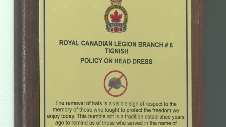 Sikh man gets apology after a P.E.I. Legion told him to remove his turban