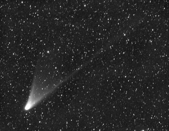 Comet Pan-STARRS (C/2011 L4) now visible with naked eye