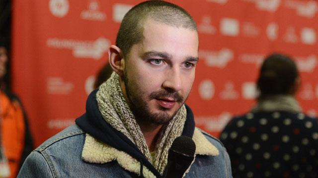 Shia LaBeouf Getting Treated for Alcohol Addiction