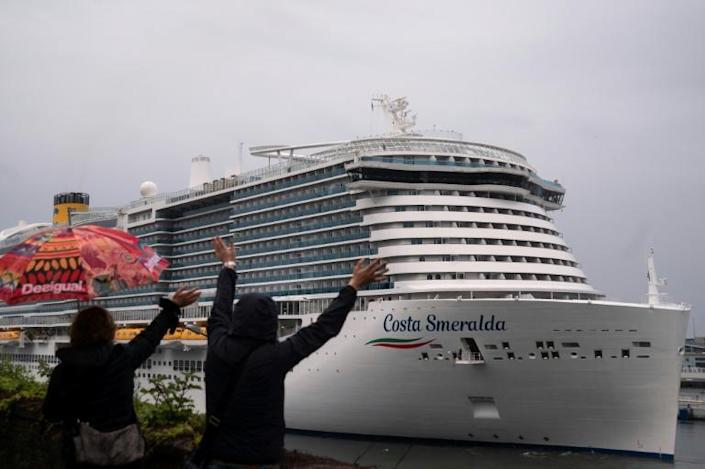 Cruise ships have been gingerly returning to sea, with strict health protocols to avoid a repeat of last year's incidents where the coronavirus spread rapidly onboard