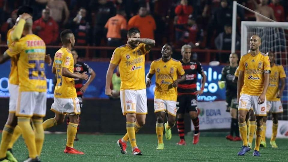 Tigres vs Xolos   GUILLERMO ARIAS/Getty Images