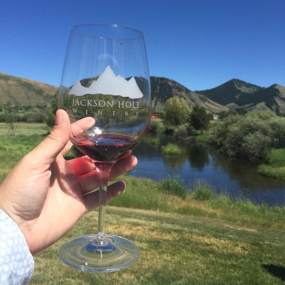 "<p><a href=""https://foursquare.com/v/jackson-hole-winery/53fba98c498e230bc17c8c62"" rel=""nofollow noopener"" target=""_blank"" data-ylk=""slk:Jackson Hole Winery"" class=""link rapid-noclick-resp"">Jackson Hole Winery</a> in Jackson</p><p>""Oh, the lucky few who will have the opportunity to enjoy the limited release Solar Eclipse viognier from Jackson Hole Winery this summer!<span class=""redactor-invisible-space"">"" - Facebook user JuliAnne Forrest</span></p>"