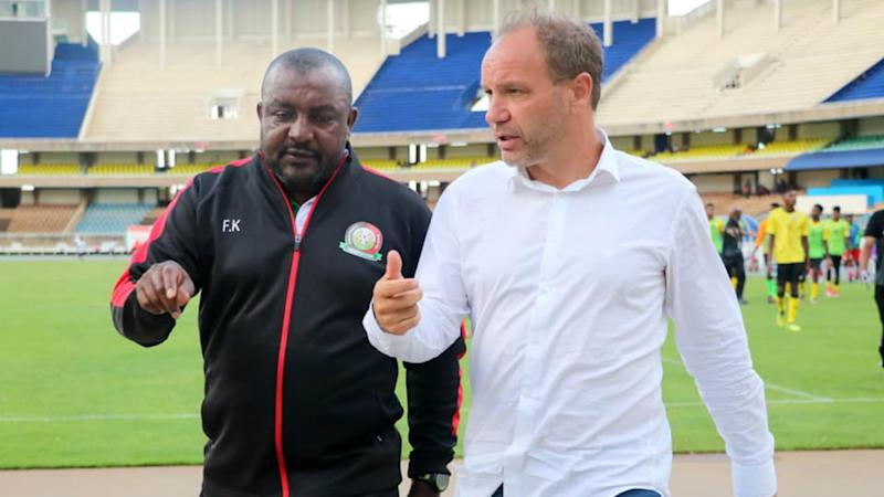 Sebastien Migne: I will resign immediately if I don't select Harambee Stars squad