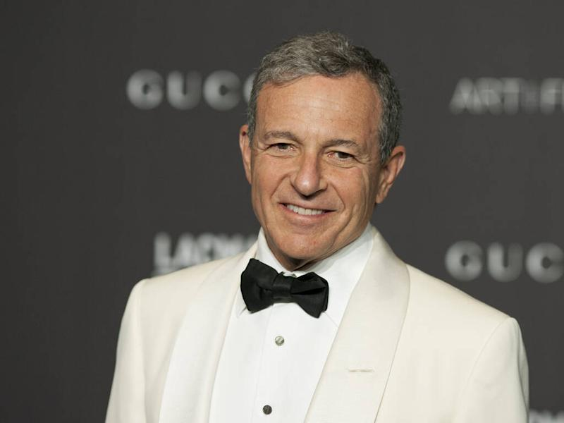 Bob Iger steps down as Disney chief executive